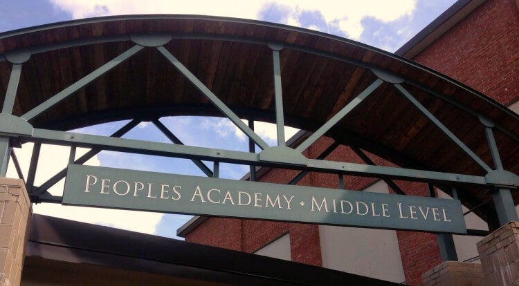 Peoples Academy Middle Level